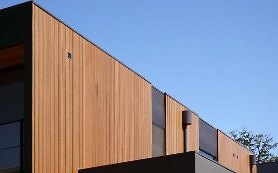 ốp tường gỗ nhựa ngoài trời