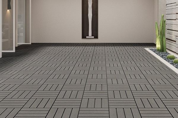 sàn gỗ ban công Tecwood