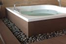 Sàn gỗ phòng tắm