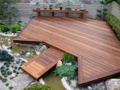 những lợi ích khi sử dụng sàn gỗ ngoài trời