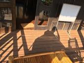 Công trình thi công sàn gỗ ngoài trời tại khu nghỉ dưỡng sinh thái Mai Châu Ecolodge