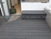 lát sàn và ốp ghế gỗ nhựa ngoài trời