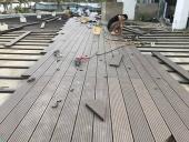 Cách lắp đặt sàn gỗ ngoài trời nhanh, đơn giản