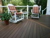 Thiết kế sàn gỗ ngoài trời sân vườn như thế nào cho đẹp