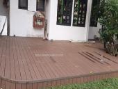 sàn nhựa giả gỗ ngoài trời Tecwood