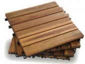 Sàn gỗ ngoài trời IKEA