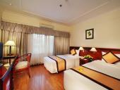 sàn gỗ khách sạn