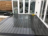 sàn gỗ ngoài trời chịu nước