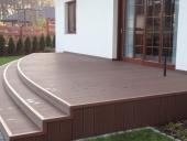 Lắp đặt sàn gỗ ngoài trời tại Quận Đống Đa