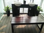 Sàn gỗ ngoài trời Ecowood