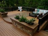 Sàn gỗ ngoài trời GreenWood