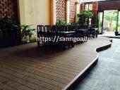 Nhà hàng Trúc Vũ tại số 92 Phố Trấn Vũ Hà Nội