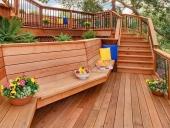 Sàn gỗ ngoài trời và những ứng dụng trong thiết kế ngoại thất mà bạn nên biết