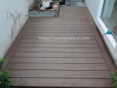 sàn gỗ sân vườn Tecwood
